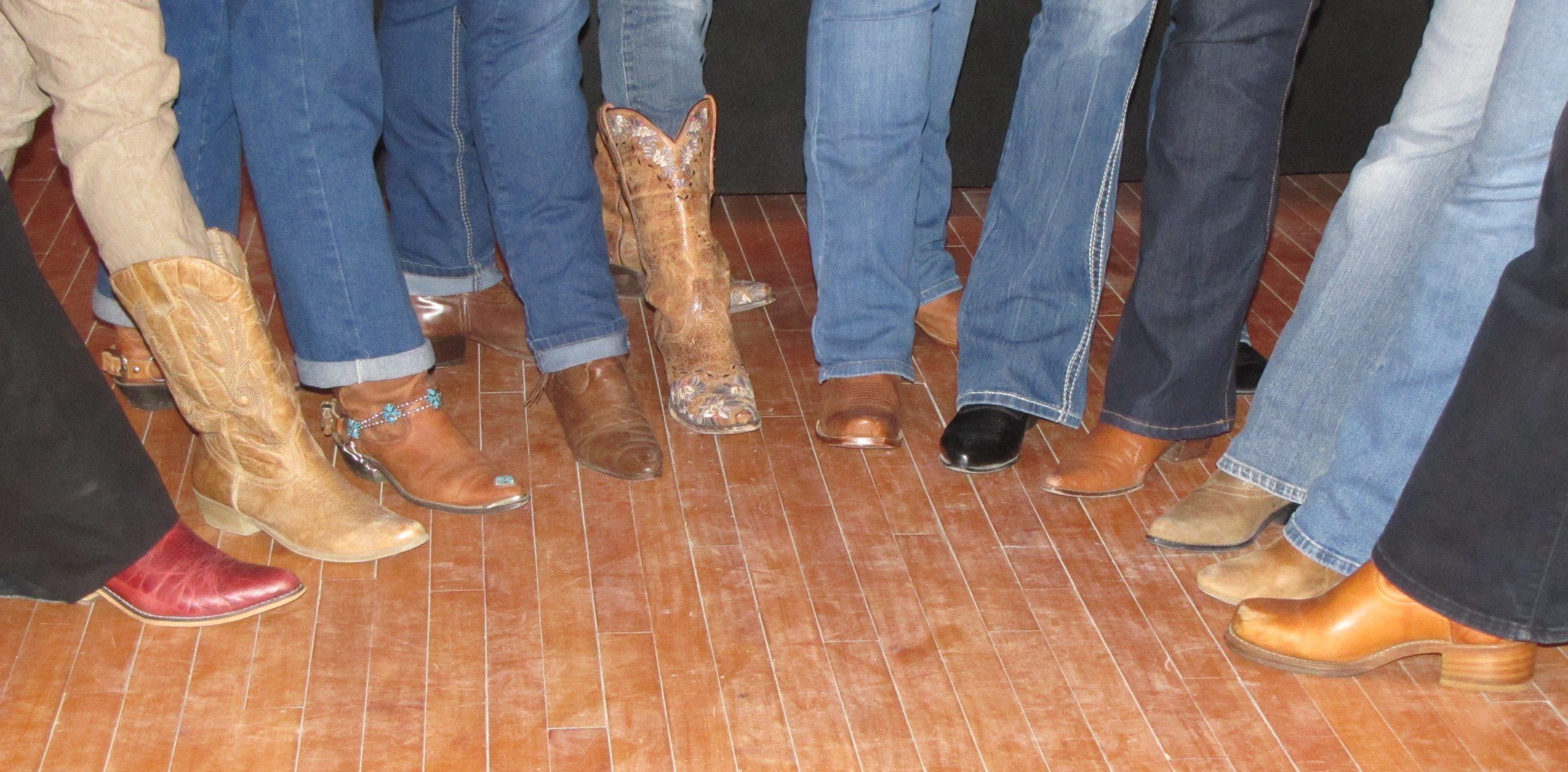Line Dancing with Tina
